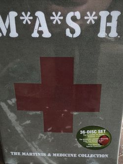 M*A*S*H Complete Series & Movie (DVD) for Sale in Plano,  TX