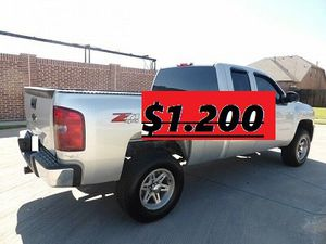🔑🔑URGENT!🔑🔑 $1200 I Selling 2011 Chevrolet Silverado,Very Clean!Clean Tittle!Runs and Drives great.Nice Family car!one owner!🔑🔑🙏🏼 for Sale in Hayward, CA