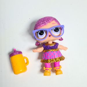 LOL SURPRISE DOLL Glitter Series G-009 SUPER BB Girl Big Sister Sis Baby EUC for Sale in St. Petersburg, FL