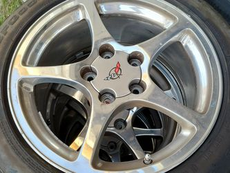 C5 OEM Polished Wheels for Sale in Hayward,  CA