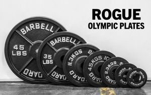 Rogue Olympic Plates for Sale in Pleasanton, CA