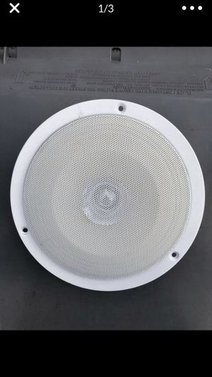 "Furrion 6"" RV Ceiling Speaker Model: FS65W for Sale in La Verne, CA"