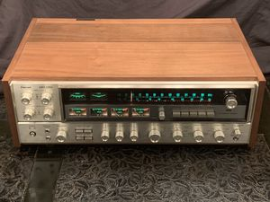 Sansui QRX-5500 4-Channel Receiver vintage stereo Original and Rare for Sale in Scottsdale, AZ