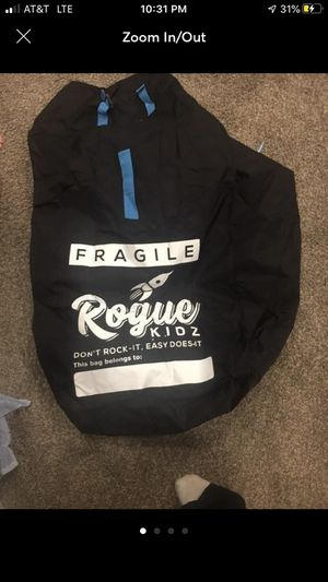 Single and double stroller travel bag for Sale in Moville, IA