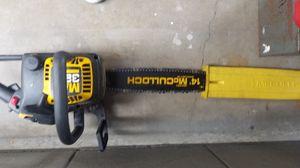 McCulloch MAC chainsaw for Sale in La Habra Heights, CA