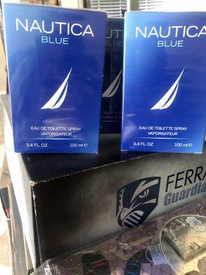 New Nautica perfume para hombre/men 3.4 oz $20 each pickup only Dallas 75216 for Sale in Dallas, TX