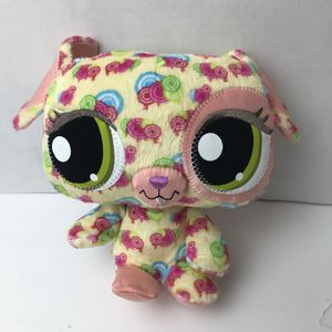 Littlest Pet Shop Happiest Mouse Plush LPS Stuffed Animal for Sale in Avon Lake, OH