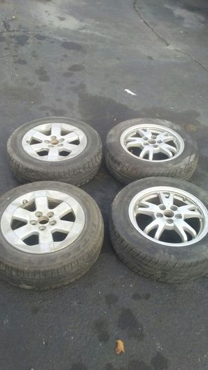 Rims and tire for toyota prius for Sale in Hyattsville, MD