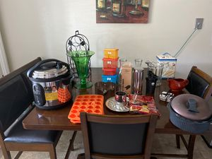 Kitchen items $25 for everything for Sale in Mountain View, CA