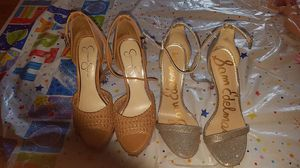 Jessica simpson & sam edelman high heels shoes 81/2 for Sale in San Jose, CA