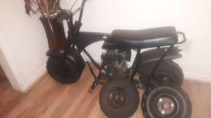 Monster moto 80cc minibike for Sale in Stonecrest, GA