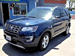 2016 Ford Explorer XLT 4WD for Sale in South Gate, CA