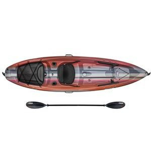 Pelican 10-foot sit-in fishing kayak