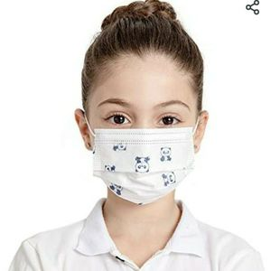Peesnt 20 Pcs Disposable Kids Face Masks for Sale in Los Angeles, CA
