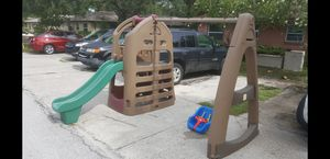 Little Tikes Swingset / Climber - Delivery for Sale in Seminole, FL