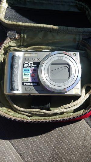 Panasonic, Lumix Digital Camera, w/case for Sale in Lyndhurst, VA