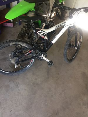 Scott nitrous 20 free ride mtb!! OBO Payson, Az for Sale in Payson, AZ