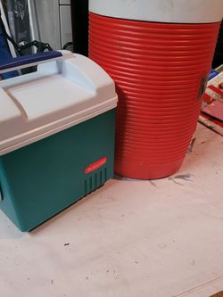 2 Coolers For $15 for Sale in Covington,  WA