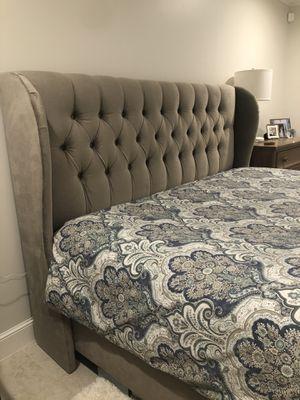 King Size Bed Frame for Sale in Oakland Park, FL