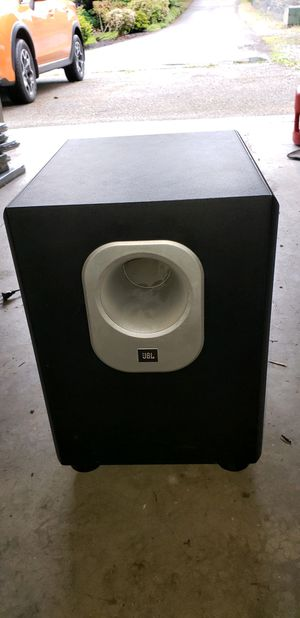 JBL home subwoofer for Sale in Kent, WA