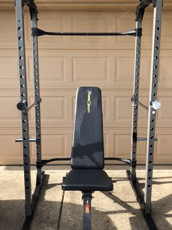 Fitness Reality/ Home Gym Equipment/ Gym Machine/ Squat Rack/ Weight Rack/ Bench Press/ Pull Up Bar/ for Sale in Dallas,  TX