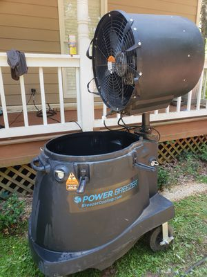 Power Breezer Mobile Cooling System for Sale in Whitesburg, GA