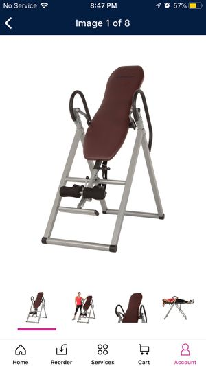 Inversion Table for Sale in Chantilly, VA
