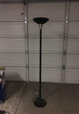 Sleek black Floor lamp for Sale in San Diego, CA