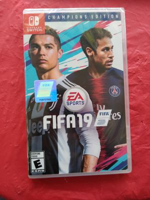 Nintendo switch FIFA 19 for Sale in Dallas, TX