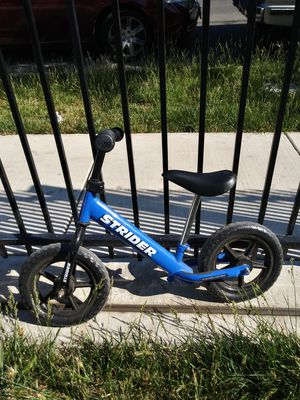 Training bikes for toddlers for Sale in Tracy, CA