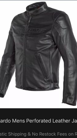 Dainese Bardo Leather jacket for Sale in Los Angeles,  CA
