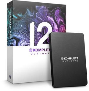Native instruments komplete 12 ultimate for Sale in Queens, NY