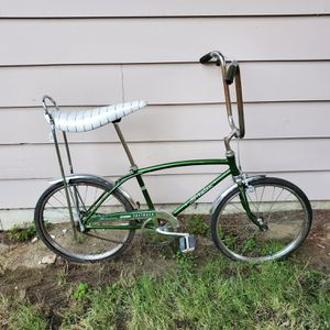 Vintage 1972 Schwinn Sting-Ray Fastback Bicycle for Sale in Mountlake Terrace, WA
