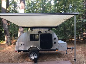 2018 Teardrop mini camper for Sale in PT CHARLOTTE, FL