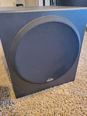 Polk Audio Home Subwoofer for Sale in Tempe, AZ