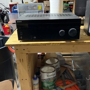 Sony Receiver And Speakers for Sale in Avondale, AZ