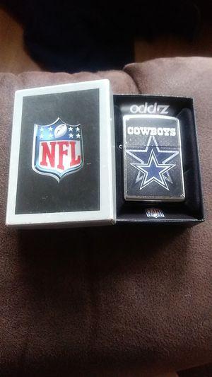Dallas Cowboy Zippo lighter for Sale in San Marcos, TX