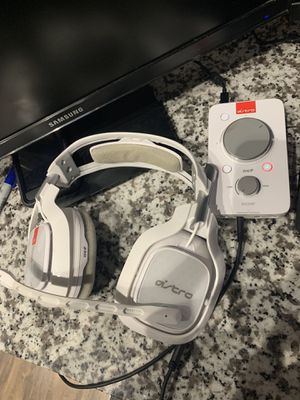 Astro A40 TR with Mixamp pro TR for Sale in Fort Worth, TX