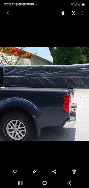 Queen box spring new can deliver for Sale in St. Petersburg, FL