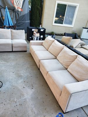 4 piece sectional couch for Sale in Antioch, CA