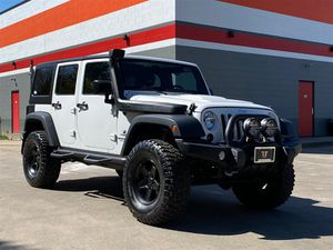 2016 Jeep Wrangler Unlimited Rubicon Lifted! Only 18k Miles! LOADED! for Sale in Portland, OR