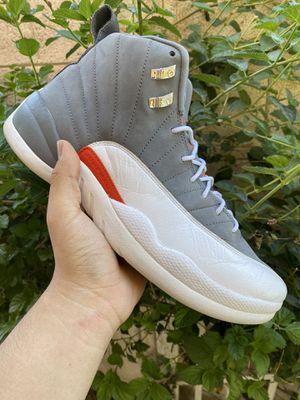 Jordan 12 Retro Cool Grey for Sale in Chandler, AZ