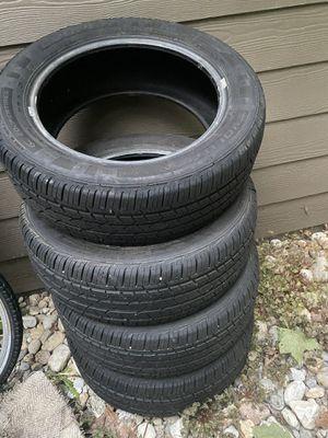 Cooper Evolution 205 55r16 car tires for Sale in Leavenworth, WA