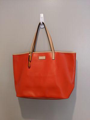 Coach tote orange for Sale in Redondo Beach, CA