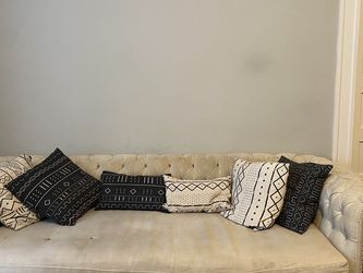 Restoration Hardware Deconstructed Chesterfield Living Room Set - Hard To Find!!! for Sale in Redwood City,  CA