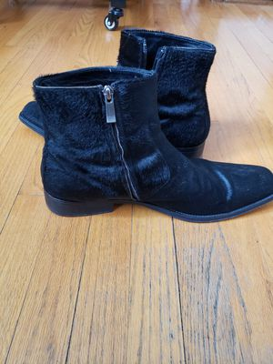 (Like new) Size 12 mens high fashion boots Kenneth cole for Sale in Chicago, IL