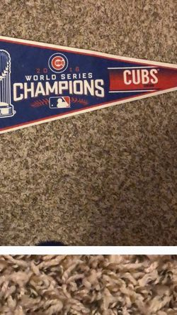 Chicago Cubs Pennant NWT for Sale in Manhattan,  IL