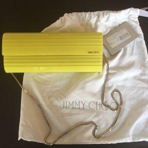 JIMMY CHOO CLUTCH for Sale in Seattle, WA