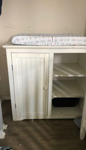 Changing table and pad for Sale in Nashville, TN