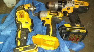 DeWalt power tools for Sale in Moreno Valley, CA